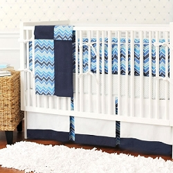 High Tide Baby Bedding