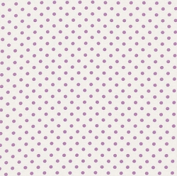 Lavender Polka Dot Fabric | Itsy Bitsy Dots in Lilac