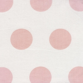 Large Pink Polka Dot