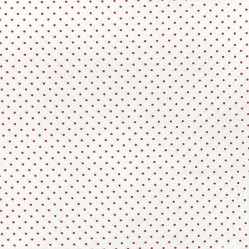 Moda Essential Dots Fabric | Pink Pin Dot