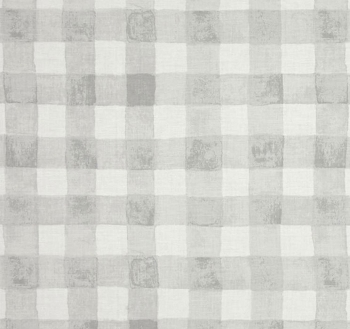Gray Gingham | Michael Miller Painted Gingham Clou