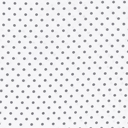 Petite Dots in Gray Polka Dot Fabric