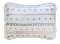 Pink Tribal Throw Pillow  |  Pink Cheyenne Crib Collection