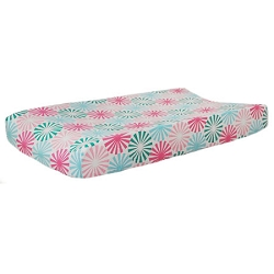 Round About Changing Pad Cover