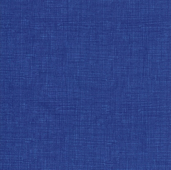 Navy Blue Crib Sheet | Royal Blue Sketch