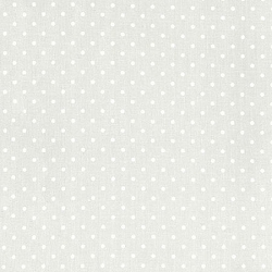Michael Miller Pinhead - Cloud | Soft Gray Dot Fabric