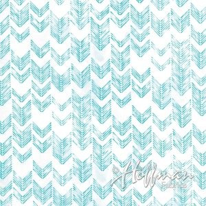 Hoffman Fabrics | Summer Punch and Desert Dawn in Sky