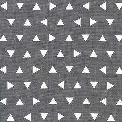 Robert Kaufman GRAY | Triangles in Gray