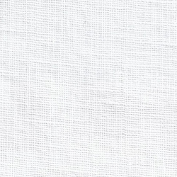 Whisper Linen Fabric in Snow