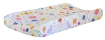 Floral Changing Pad Cover | Wildflower Crib Collection