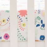 Floral Crib Sheet | Wildflower Collection