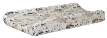 Woodland Changing Pad Cover | Woodland Oak Crib Collection