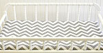 Zig Zag Baby Changing Pad Cover