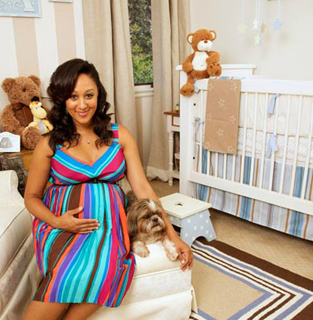 Tamera Mowry-Housley Celebrity Nursery
