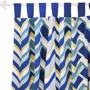 navy chevron curtains kids curtains navy curtains