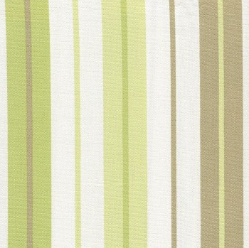 Cabana Stripe in Apple Fabric