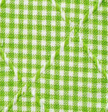 Country Lime Gingham