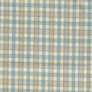Beachside Plaid Fabric
