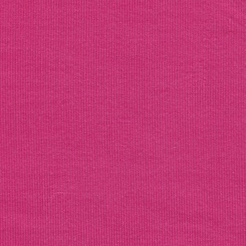 Corduroy Wale in Hot Pink Fabric