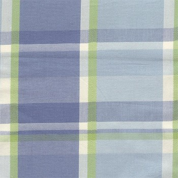 Lake Plaid Fabric