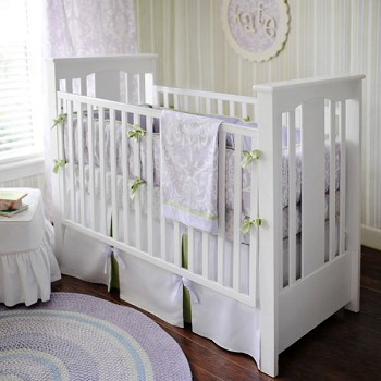 Sweet Violet Baby Bedding