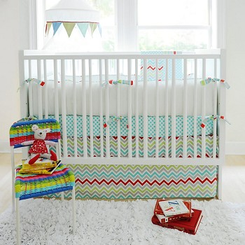 Jellybean Parade Baby Bedding