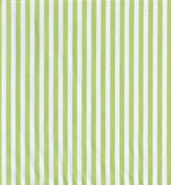 Lime Green Stripe Fabric