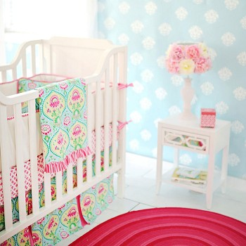 Layla Rose Baby Bedding