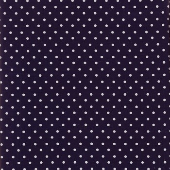 Teeny Weeny Dots in Navy