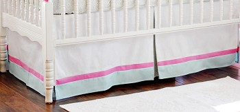 Sweet Baby Jane Crib Skirt