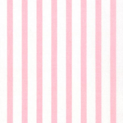 Baby Pink Stripe Fabric