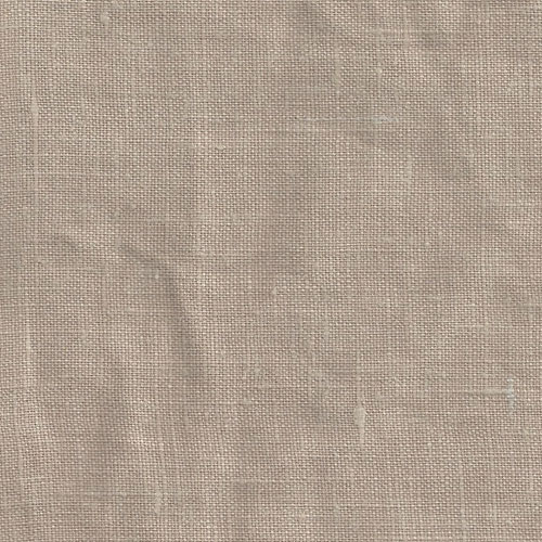 Antique Linen Fabric in Flax | Noveltex Florence Natural