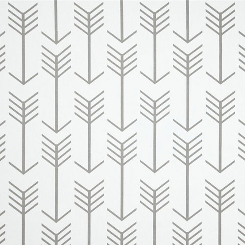 Arrow Fabric from Premier Prints Arrow White/Ecru Twill