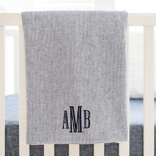 Blue Baby Blankets