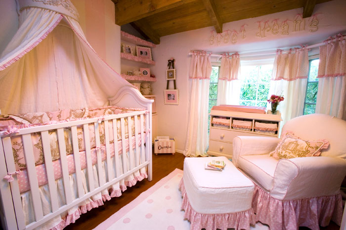 Brooke Burke Nursery