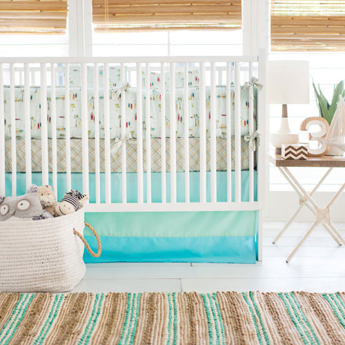 In Our California Dreaming Crib Collection This Relaxing Nursery Is Perfect For Your Little Beach And Easy To Recreate We Ped Retailers