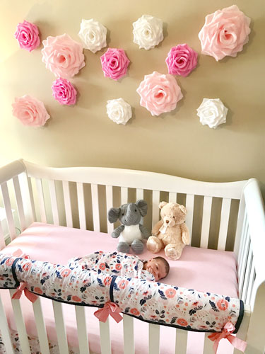 How To Decorate Baby Girl Nursery Ideas baby girl nursery ideas | baby girl nursery decor | girl nursery