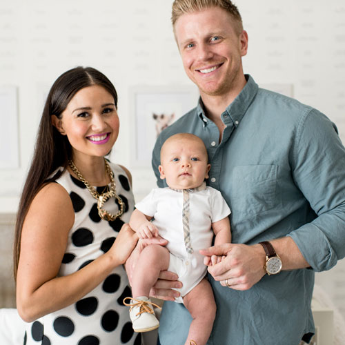 Celebrity Babies – Welcoming the little bundles born to be ...