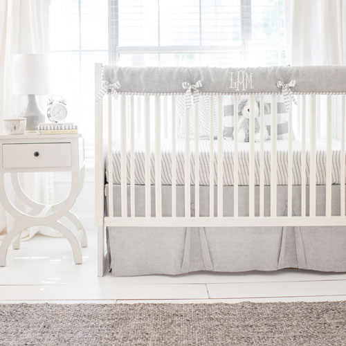 Crib Rail Cover Nursery Set Collections