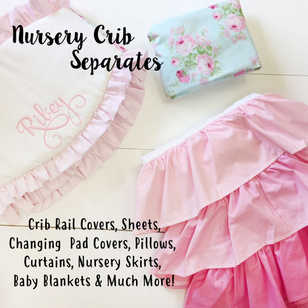 Crib Separates | Mix & Match Pieces