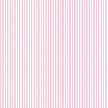 Riley Blake Small Stripe in Peony