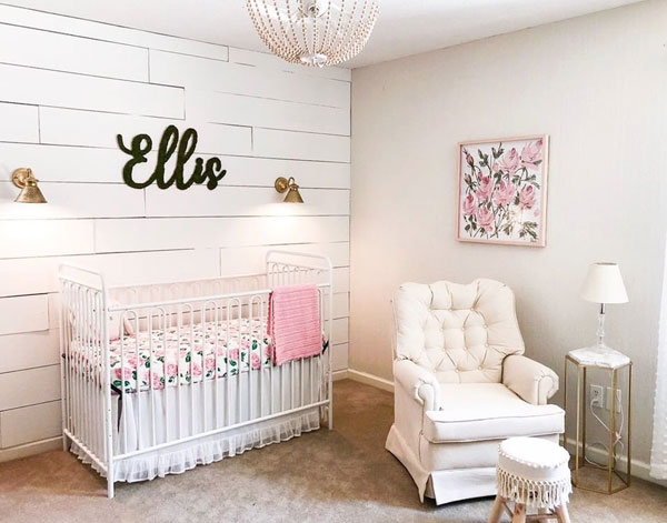 nursery room ideas | nursery design ideas