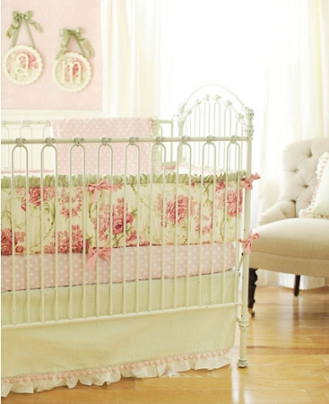 Rose Baby Bedding