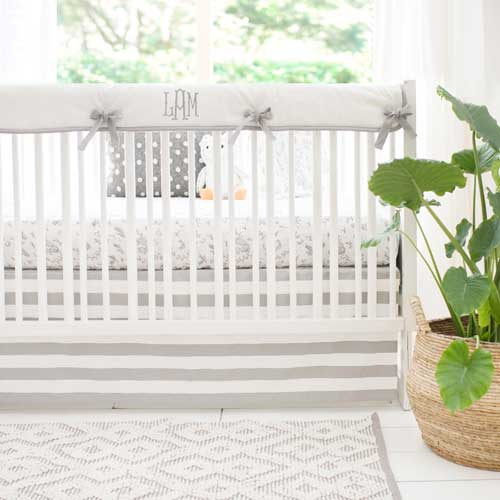 Woodland Nursery Baby Crib Bedding Collections