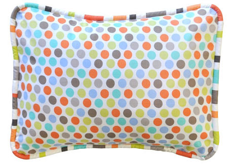 Polka Dot Pillow | Sundance Crib Collection