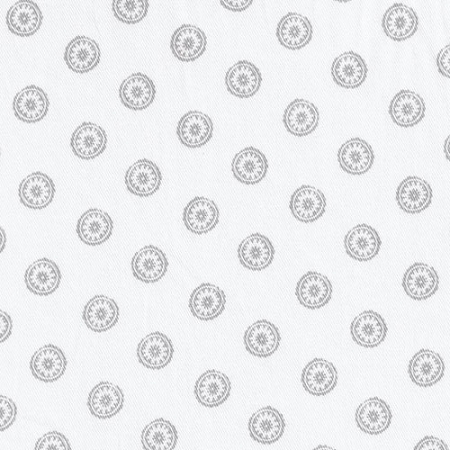 Premier Prints Chelsea Storm Gray | Sunburst in Slate