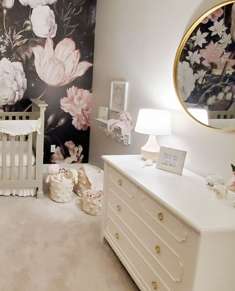 nursery furniture for girls