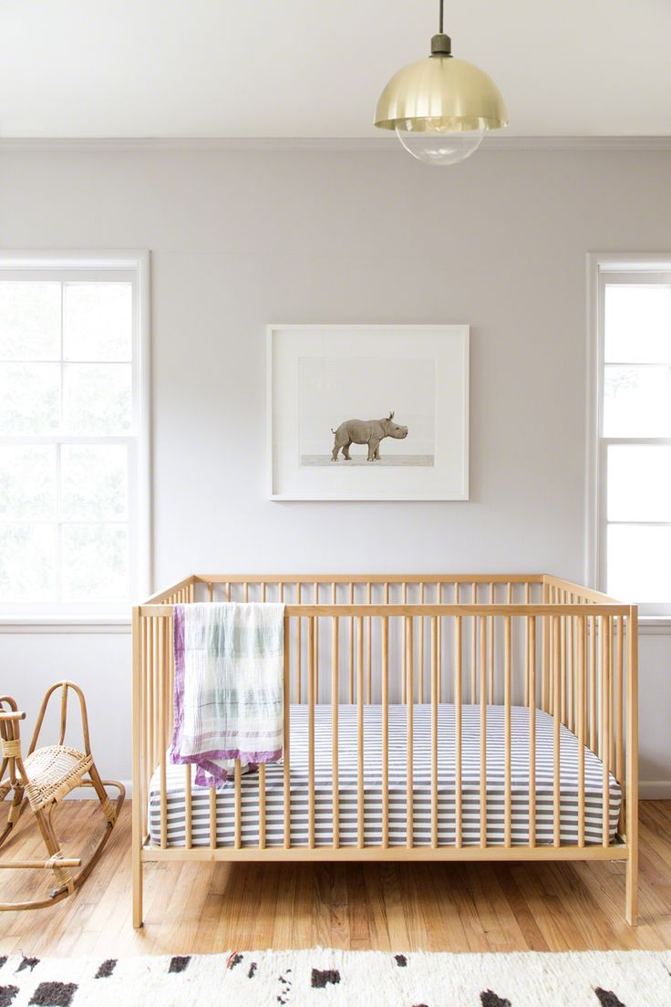 Crib Bedding Baby Boy Rooms: Gender Neutral Nursery