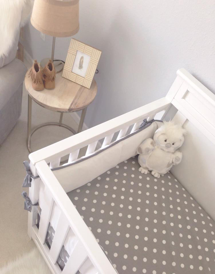 Neutral Nursery Ideas | Unisex Nursery Ideas