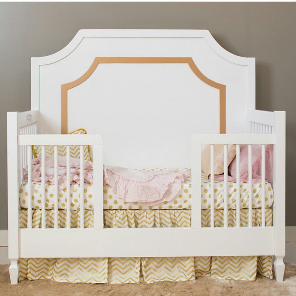 Gold Rush Baby Bedding